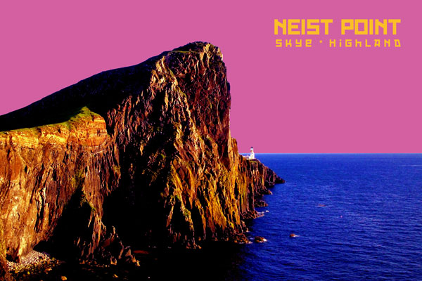 Jeremy Rossiter ART | Neist Point Poster